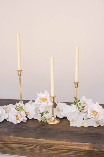Classic Candle Sticks