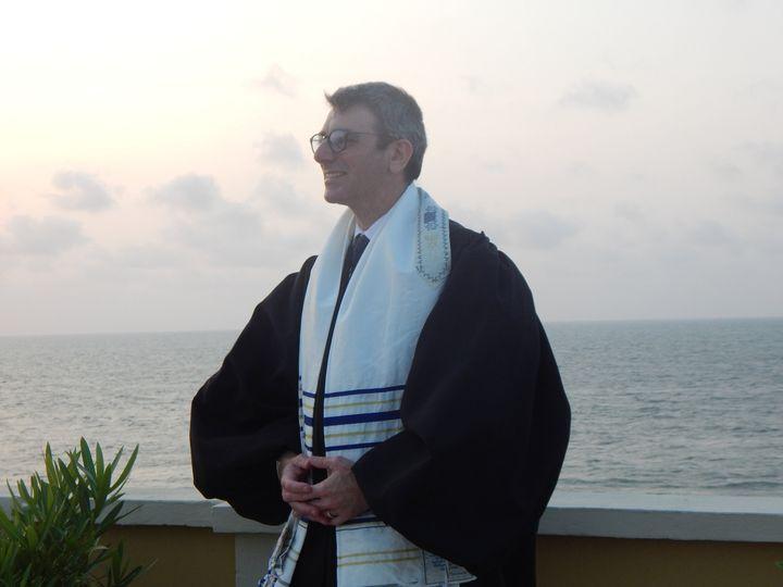 Interfaith officiant