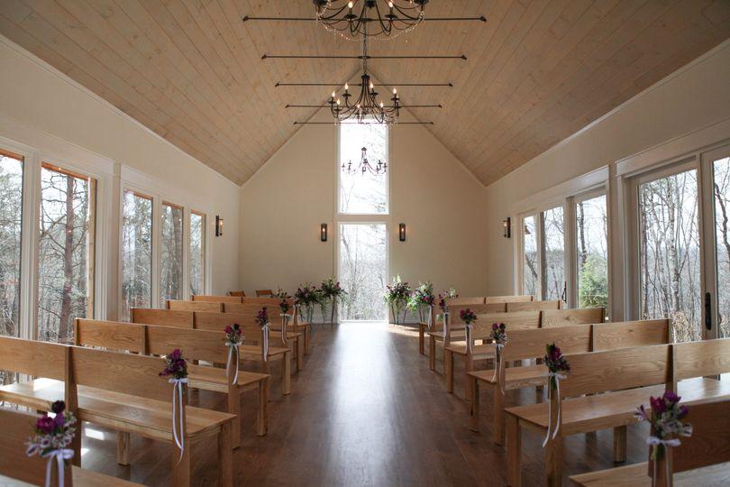 Juliette Chapel U0026 Events - Venue - Dahlonega GA - WeddingWire