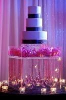 crystal glam cake standd200