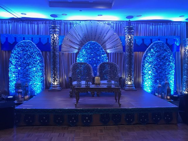 Event mantra backdrop