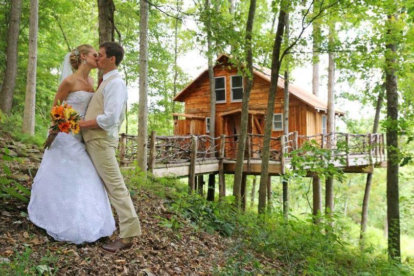 rustic wedding venue ohio
