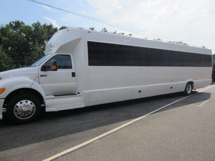 Long truck limousine service