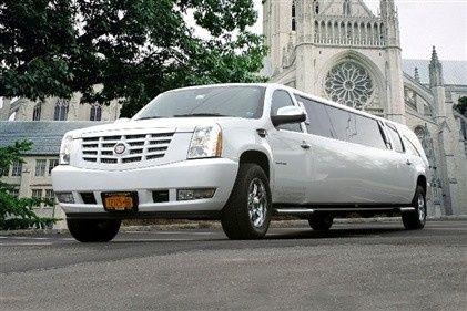 Sample limousine