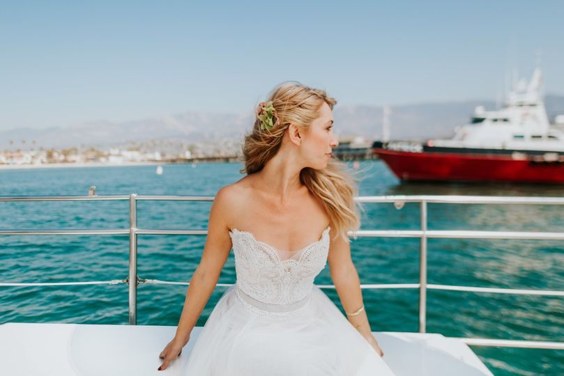 The Bride & the Sea
