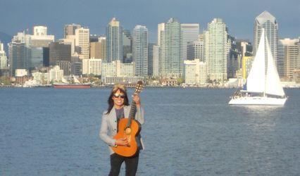 Classical/Flamenco Guitarist James Clarkston 1