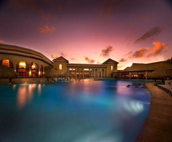 paradisus palma real pool12