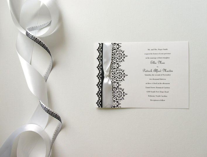 lace invite 1