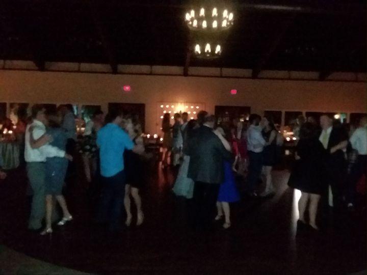 Briscoe Manor reception