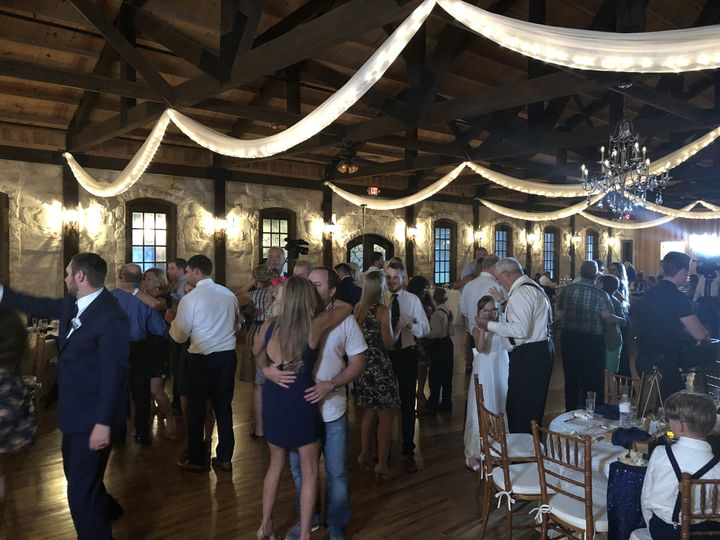 The Springs Conroe reception