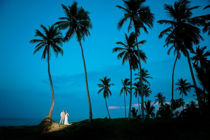 Wedding in Dominican Republic