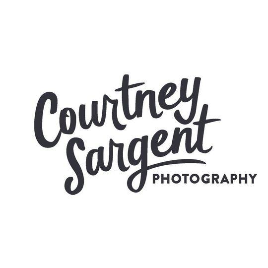 Courtney Sargent Photo Logo