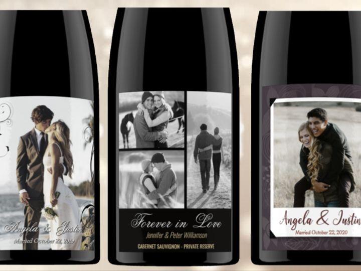 Tmx 3 Bottle Done 51 1958197 158612635366994 Santa Clara, CA wedding favor