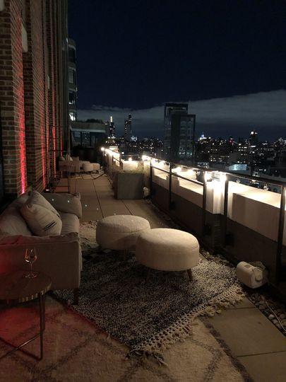 Outdoor NYC Terrace