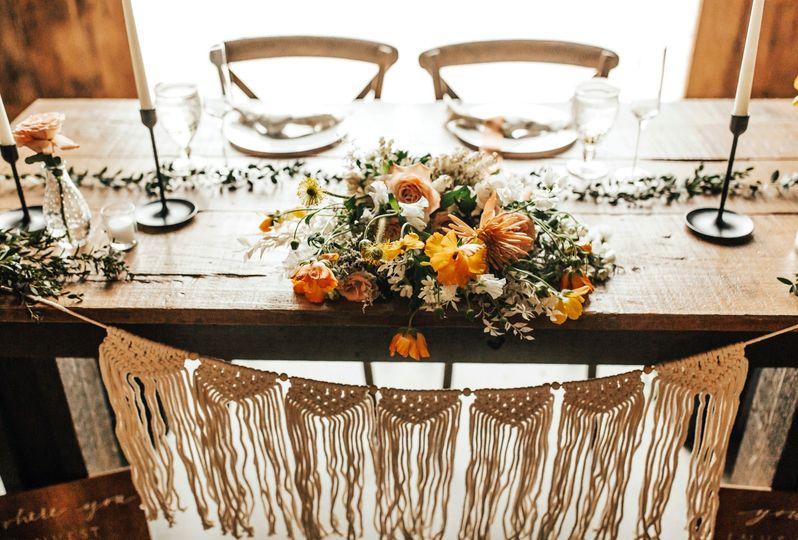 Sweethearts Table