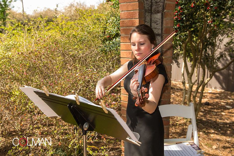 Tsarah & Ben's the Violonist