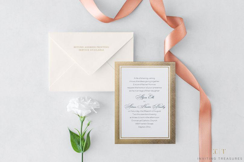Simply Elegant Invitations