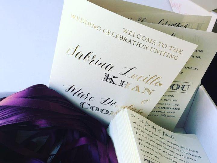 Tmx 1484450775505 14963336101540882992979514610094091988572299n New Providence, NJ wedding invitation