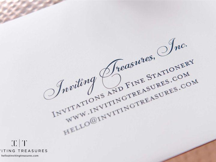 Tmx 1501048968603 Envelopeguestaddressing New Providence, NJ wedding invitation