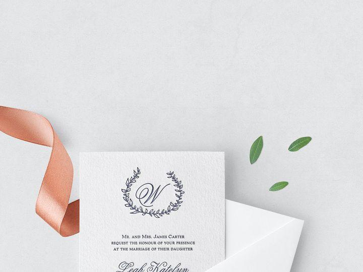 Tmx 1517884050 C6bfb2c46557187c 1517884048 Fe683bf679838e3c 1517884048333 1 Whimisical Wedding New Providence, NJ wedding invitation