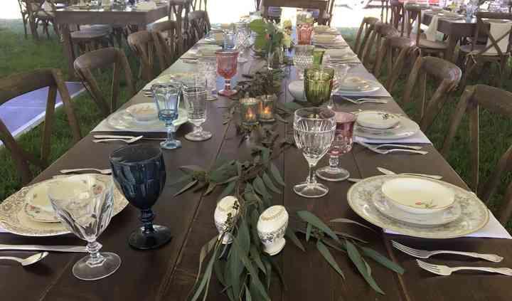 The Wedding Plate