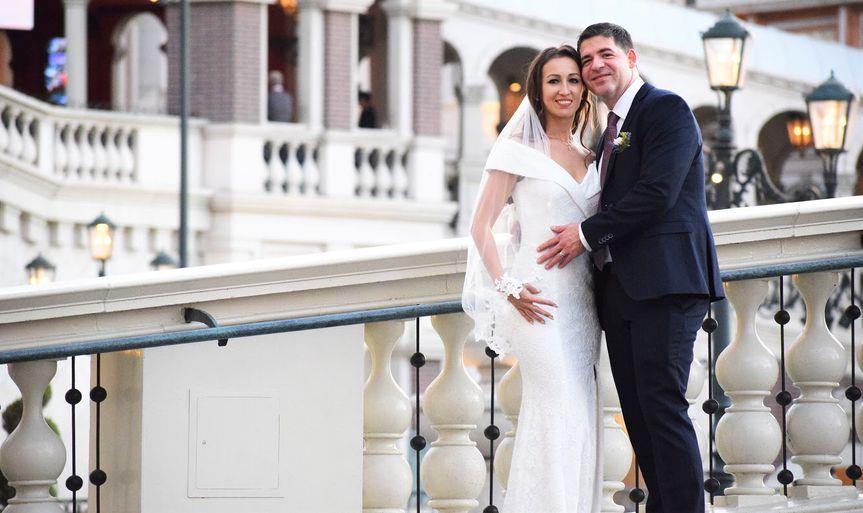 Venetian wedding photos