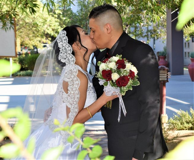 Kiss From The Bride #bridekiss