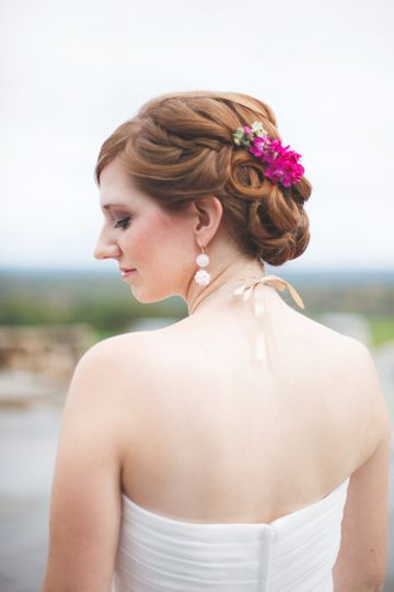 Trump Winery Wedding Inspiration, featured in Style Unveiled, Fall 2014.   Jewelry by J'Adorn...