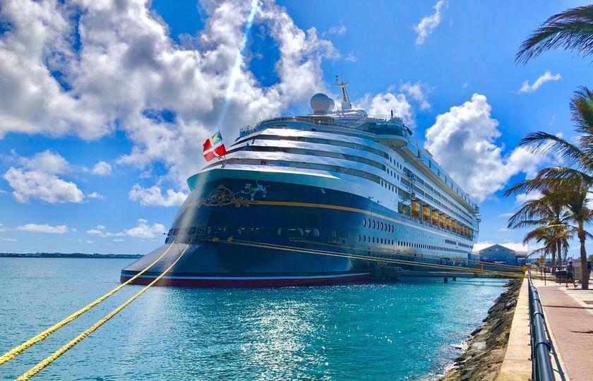 Disney magic in Bermuda