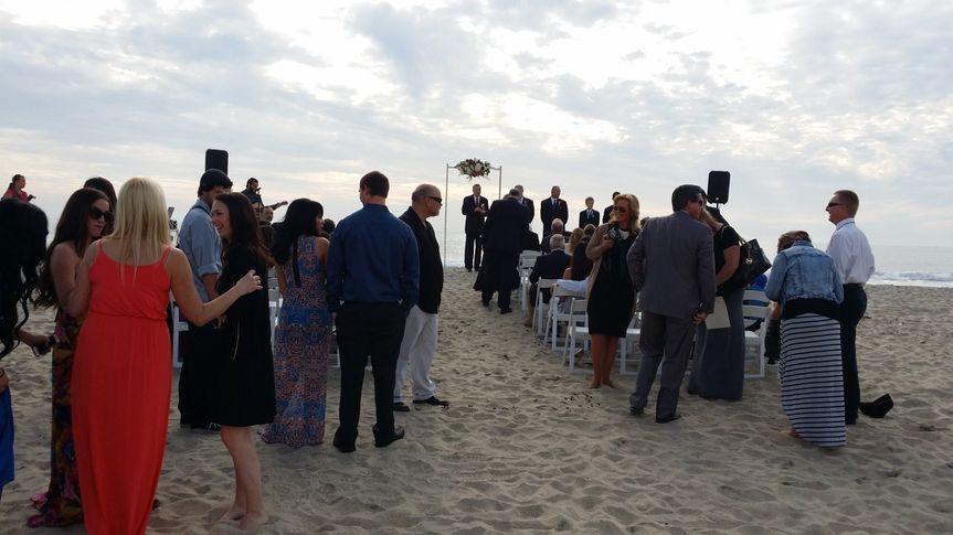 Beach Ceremony 2014