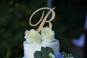 Tiered Ice Cream Wedding Cakes by Cold Stone Creamery