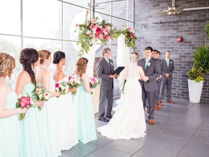 Tmx 1466529709827 Emily And Zach Ceremony 0062 Raleigh, North Carolina wedding venue