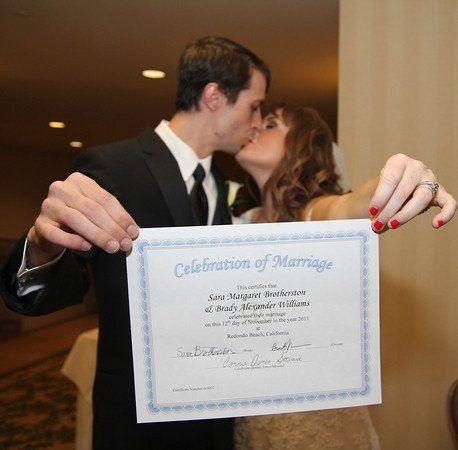 Tmx 1322517487947 Sarabrady2 Carson wedding officiant