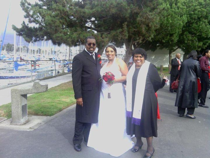Tmx 1355468620687 Charlotteandre2 Carson wedding officiant
