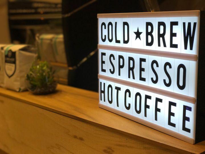 Custom Coffee Options