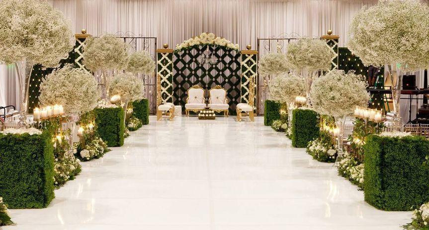 Wedding at Kalahari