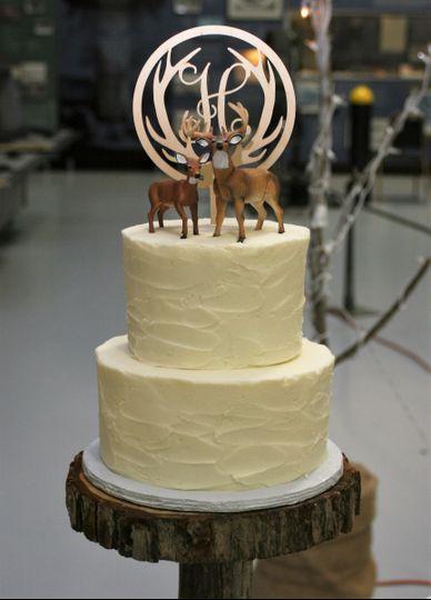 sweetcakes cakery wedding cake corning ny weddingwire. Black Bedroom Furniture Sets. Home Design Ideas