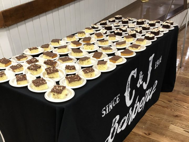 Tmx Dessert Table 51 185297 158405062013534 Bryan, TX wedding catering