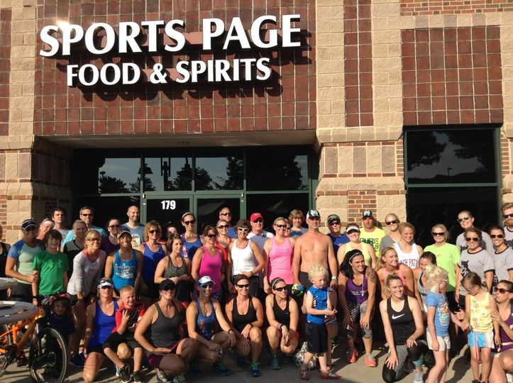 Sports Page Food and Spirits