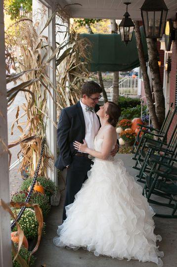 Autumn Wedding in Vermont