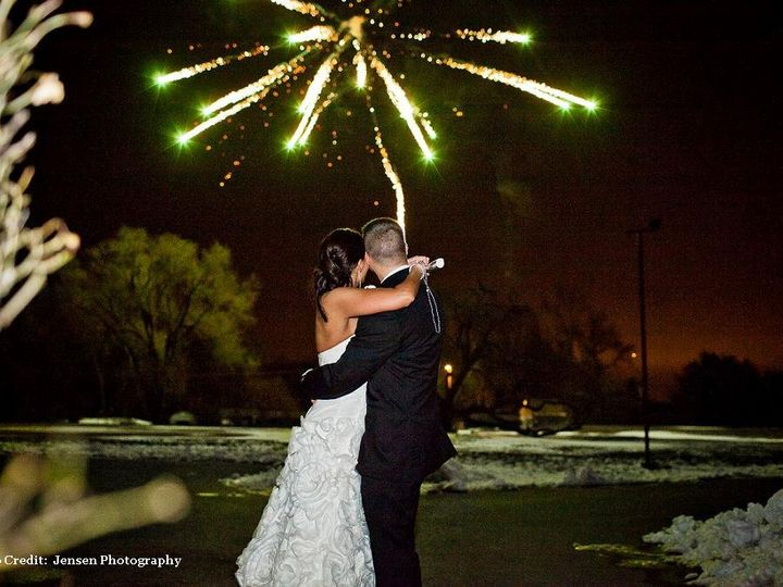 Tmx 1360708196942 Jensenfireworkwithcredit West Chester, Pennsylvania wedding venue