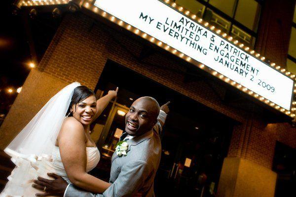 2009 Wedding Marquee