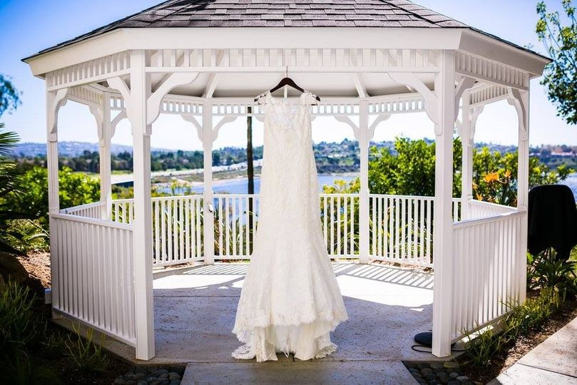 Ideal setting for your ceremony