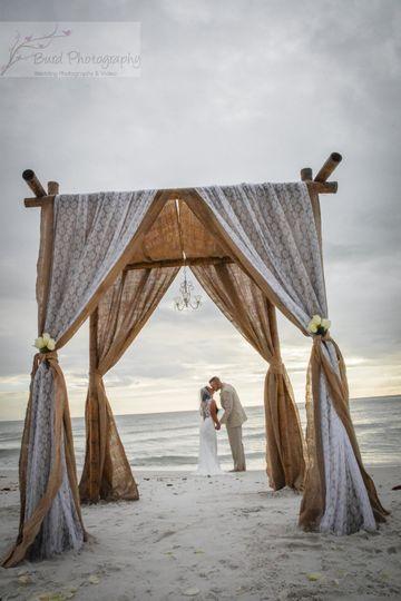 Rustic Beach Bride