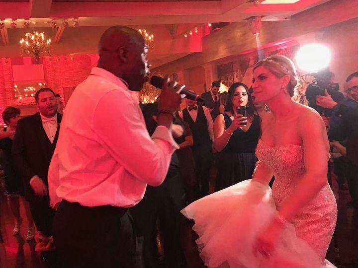 Tmx 1520435639 F13a67af1b73fba6 1520435637 2feec6d3edfa25a8 1520435637127 4 Adrian   Bride Centereach, NY wedding band