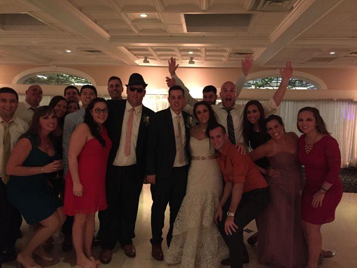 Tmx 1520435945 87b0e6d3e85bffa6 1520435944 A9bc85072c66af3b 1520435943448 6 Bride And Groom 5 Centereach, NY wedding band