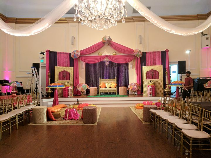 Tmx 1535674379 04d9f7aa2a699b93 1535674376 3814a21b8b612763 1535674367994 7 Indian Wedding 2 Fullerton, CA wedding venue