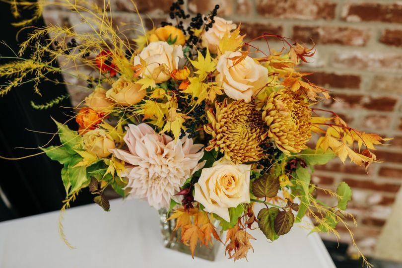 Beautiful Fall Wedding