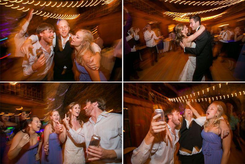 wedding reception phot