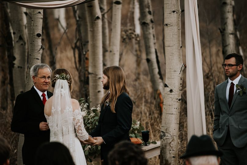 Ceremony in the Aspens